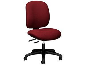 HON 5903AB62T ComforTask Multi-Task Swivel/Tilt Chair, Burgundy