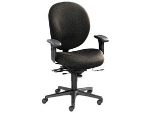 HON 7628BW19T Unanimous High-Performance Mid-Back Task Chair, Iron Gray Fabric