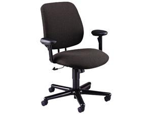 HON 7754AB12T 24-Hour Task Series Swivel/Tilt Chair w/Adjustable Arms, Gray