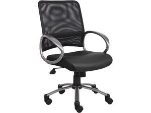 BOSS Office Products  B6406  Mesh Task Chair