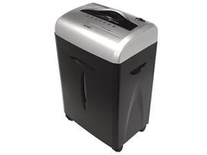 Aurora 12-Sheet Medium-Duty Cross-Cut Shredder, 12 Sheet Capacity