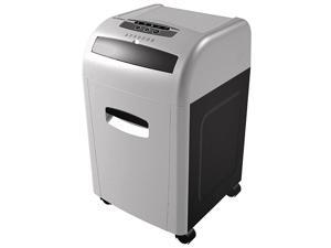 Aurora 20-Sheet Heavy-Duty Cross-Cut Shredder, 20 Sheet Capacity