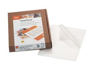 GBC HeatSeal Laminating Pouches, 3 mil, 8 1/4 x 11 1/4, 100/Box