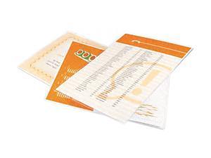 3200715 GBC HeatSeal LongLife Premium Laminating Pouches, 3 mil, 11 1/2 x 9, 100/Box