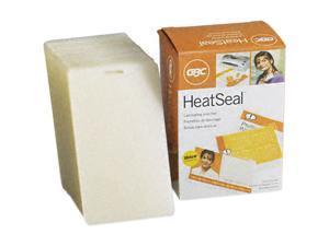 3202105 GBC HeatSeal LongLife Luggage Tag Laminating Pouches, 10 mil, 2 1/2 x 4 1/4, 100/Box