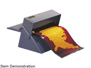 "LS1000 Scotch Heat-Free Laminating Machine with 1 Cartridge, 12"" Maximum Document Size"