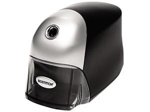 Stanley Bostitch EPS8HDBLK Quiet Sharp Executive Electric Pencil Sharpener, Black