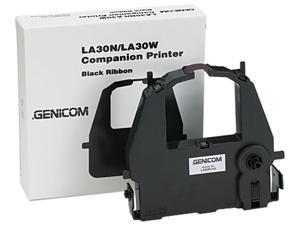 TallyGenicom LA30R-KA LA30RKA Compatible Ribbon, Black