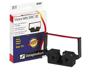 Dataproducts R2087 R2087 Compatible Ribbon, Black/Red