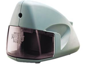 X-ACTO 19500 Mighty Mite Desktop Electric Pencil Sharpener, Mineral Green