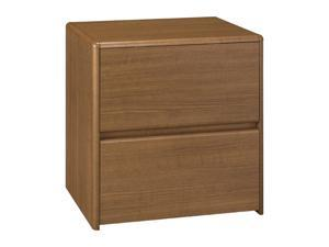 Workplace Solutions by BUSH FURNITURE EX17581 Northfield Collection Lateral File - Dakota Oak
