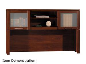 "Bush Furniture Signature WC81731 Somerset Collection Hutch 60"" - Hansen Cherry"