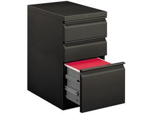 HON 33723RS Efficiencies Mobile Pedestal File w/One File/Two Box Drawers, 22-7/8d, CCY