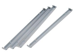 "HON 919491 Single Cross Rails for 30"" and 36"" Lateral Files, Gray"