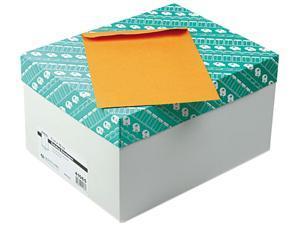 Quality Park 41065 Catalog Envelope, 7 1/2 x 10 1/2, Light Brown, 500/Box