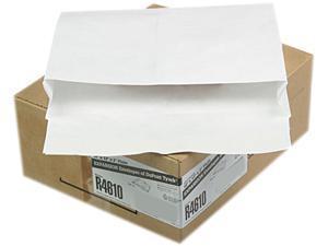 Quality Park™                            Tyvek Booklet Expansion Mailer, 10 x 13 x 2, White, 100/Carton