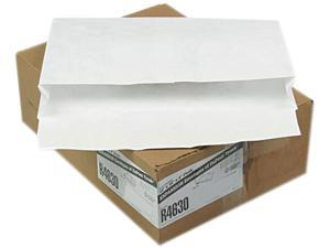 Quality Park R4630 Tyvek Booklet Expansion Mailer, 10 x 15 x 2, White, 100/Carton