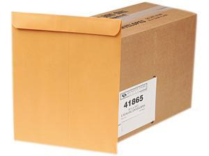 Quality Park 41865 Catalog Envelope, 11 1/2 x 14 1/2, Light Brown, 250/Box