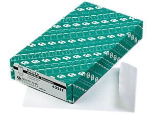 Quality Park 43317 Redi-Seal Catalog Envelope, 6 1/2 x 9 1/2, White, 100/Box