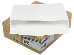 Quality Park R4492 Tyvek Booklet Expansion Mailer, 12 x 16 x 2, White, 18lb, 100/Carton