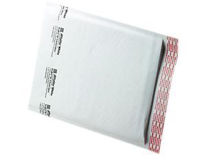 Sealed Air 39258 Jiffylite Self-Seal Mailer, Side Seam, #2, 8 1/2 x 12, White, 100/Carton