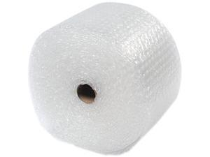"Sealed Air 48561 Recycled Bubble Wrap, Light Weight 5/16"" Air Cushioning, 12"" x 100ft"
