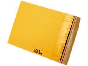 Sealed Air 49389 Jiffy Rigi Bag Mailer, Side Seam, #4, 9 1/2 x 13, Golden Brown, 200/Carton
