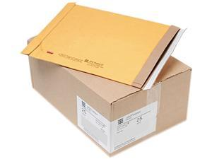 Sealed Air                               Jiffy Padded Self-Seal Mailer, Side Seam, #5, 10 1/2x16, Golden Brown,25/Carton