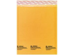 Sealed Air                               Jiffylite Self-Seal Mailer, Side Seam, #2, 8 1/2 x 12, Golden Brown, 10/Pack