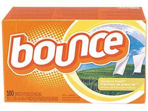 Procter & Gamble 80168 Bounce Fabric Softener Sheets