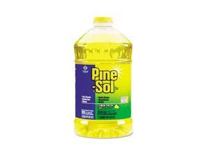 Clorox 35419EA Pine-Sol All-Purpose Cleaner, Lemon Scent, 144 oz. Bottle