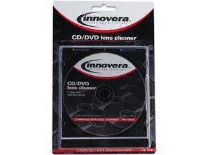 Innovera 10055 CD/DVD Laser Lens Cleaner
