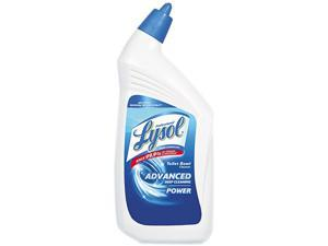Professional LYSOL Brand 74278EA Disinfectant Toilet Bowl Cleaner, 32 oz. Bottle