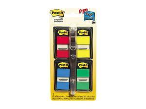 "Post-it                                  Flags Value Pack, Assorted Colors, 200 1"" Flags, Gel pen w/50 flags"