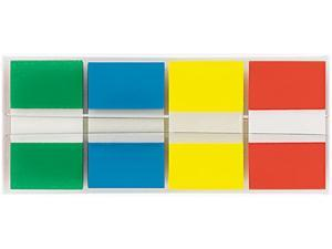 Post-it Flags 680-RYGB2 Flags in Portable Dispenser, Standard, 160 Flags/Dispenser