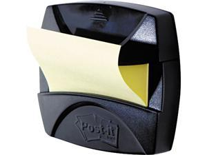 Post-it Pop-up Notes Super Sti R220-SS Super Sticky Pop-up Note Dispenser for 2 x 2 Self-Stick Notes, Black Base