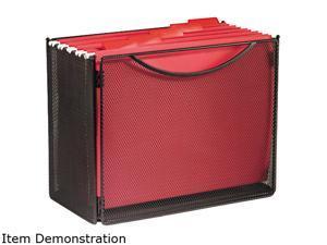 Safco Desktop Box Files, Steel Mesh, 19w x 1 1/4d x 10 1/4h