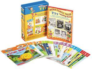 Scholastic 054506774X Word Family Tales Teaching Guide, Grades Pre K-2, Softcover, 128 Pages