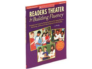 Scholastic 0439522234 Readers Theater for Building Fluency, Grades 3-6, Softcover, 112 pages