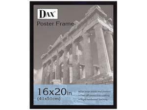 DAX 2860V2X Flat Face Wood Poster Frame