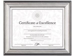 DAX N15783NT Certificate/Document Frame