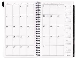 AT-A-GLANCE Executive 70-913-10 Executive Recycled Fashion Weekly/Monthly Planner Refill, 4 5/8 x 8