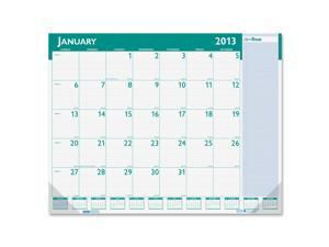 House of Doolittle 148 Express Track Monthly Desk Pad Calendar, 22 x 17