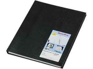 Blueline A30C81 NotePro Undated Daily Planner, 11 x 8-1/2, Black