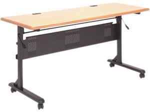 BALT 89781 Flipper Training Table Base, Flipping L-Leg, 60w x 24d x 29-1/2h, Black