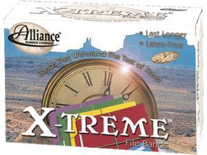 Alliance 02005 X-treme File Lime Rubber Bands, 7 x 1/8, 175 Bands/1 lb. Box