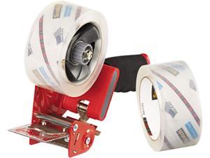 "Scotch 3850-2ST Packaging Tape Dispenser with Two Rolls of Tape, 1.88"" x 54.6 yds."