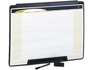 Quartet MMC25 Motion Portable Monthly Calendar, Dry Erase, 24 x 18