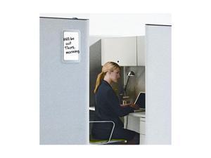 Quartet TM1107 iQTotal Erase Board, 11 x 7, White, Translucent Frame