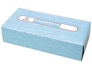 Boardwalk 6500 Facial Tissue, Flat Box, 100 Sheets/Box, 30 Boxes/Carton